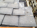 Reclaimed Welsh Roofing Slate.